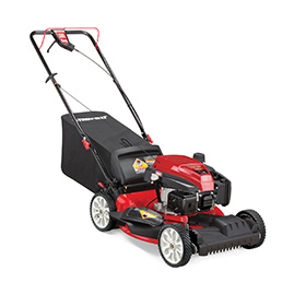 Troy-Bilt walk behind mower